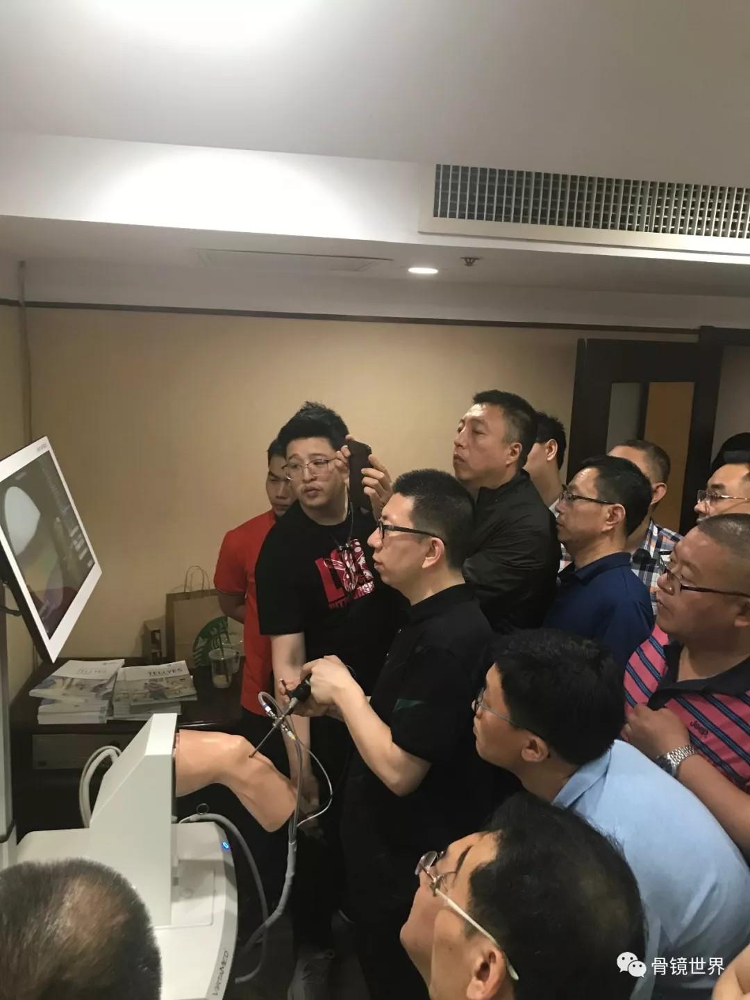 <b>6月29日猪腿练习+模拟现实练习系统关节镜操作学习班要开班啦!</b>