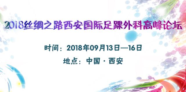 2018丝绸之路西安国际ManbetX手机版登录高峰论坛
